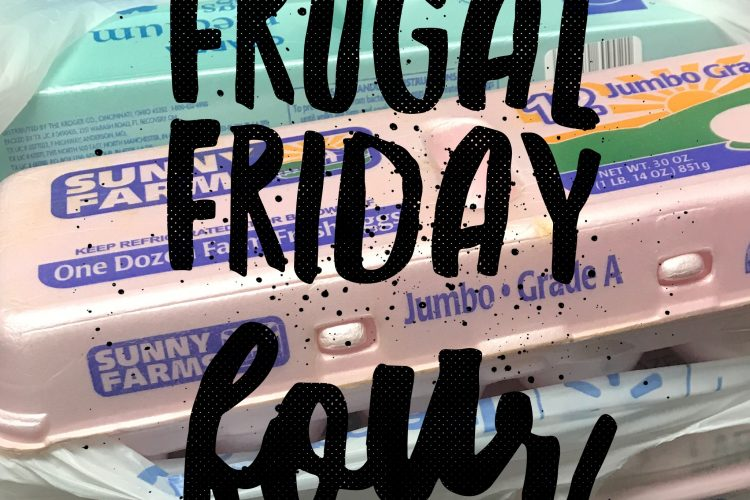 Frugal Friday Four: When To Forget Frugality!