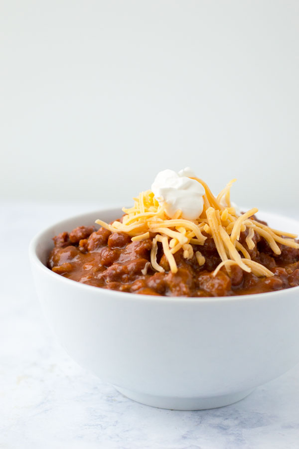 low carb high protein chili recipe