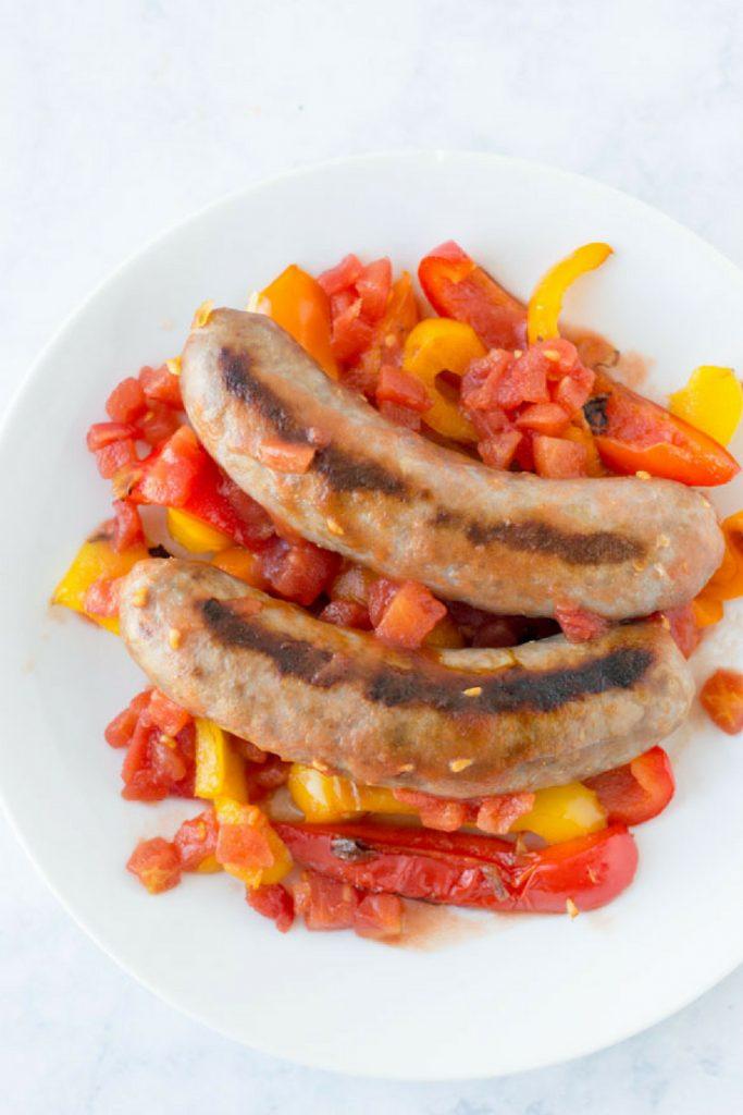 Italian Skillet Sausage