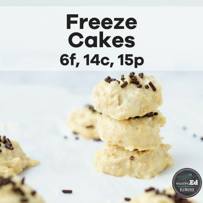 Freeze Cakes