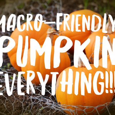 Pumpkin Everything!!!