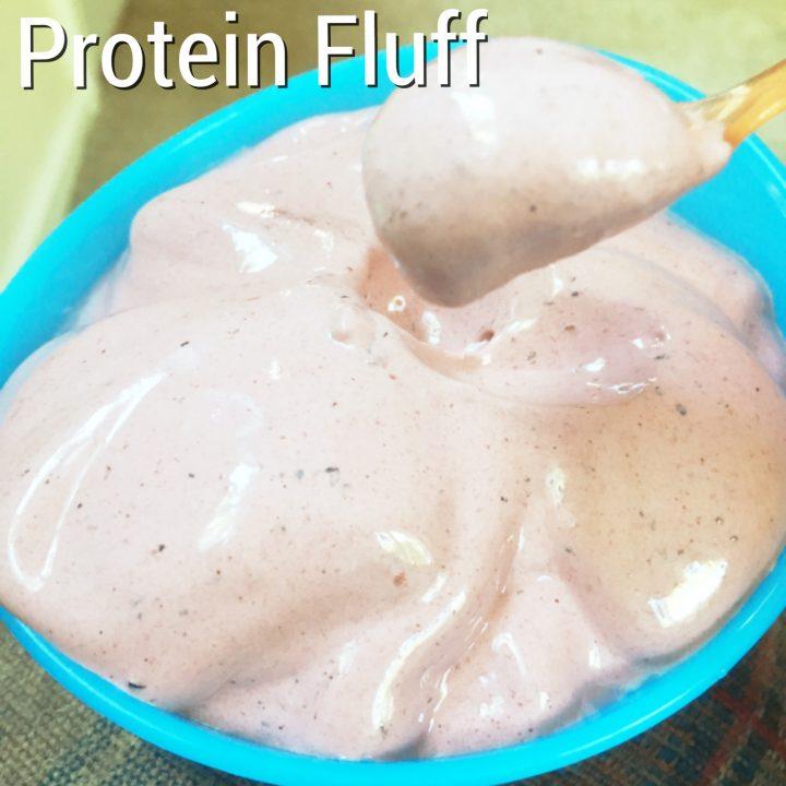 Protein Fluff