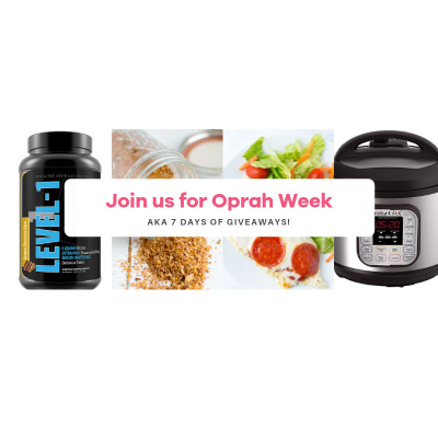 Oprah Week Recap