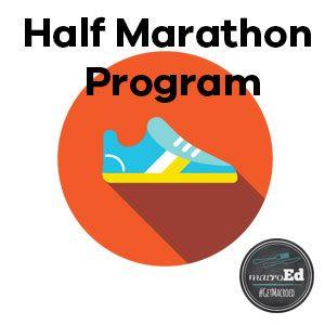 Half-marathon-Program