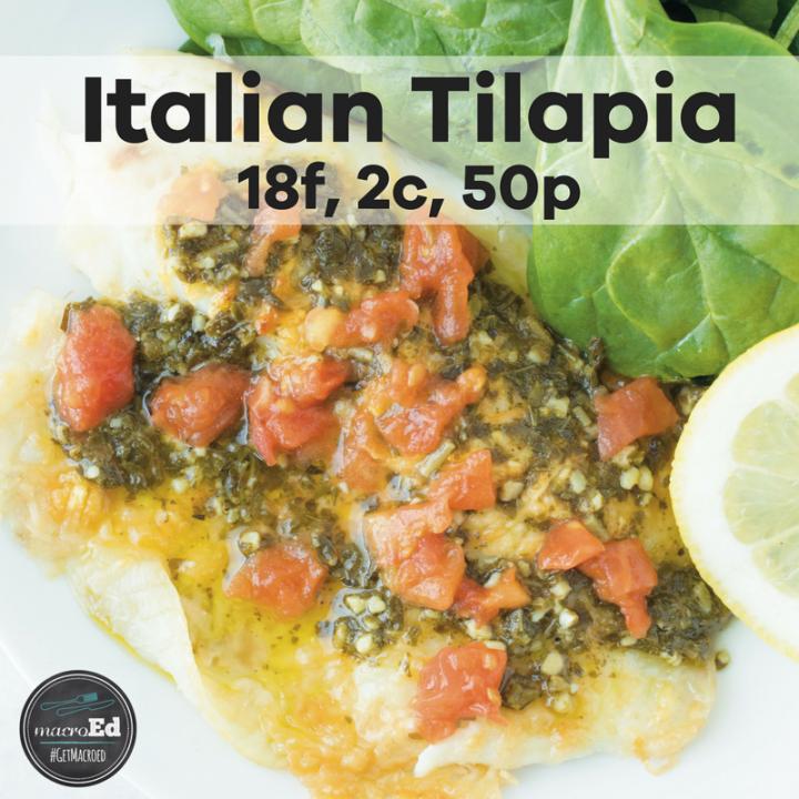 Italian Tilapia