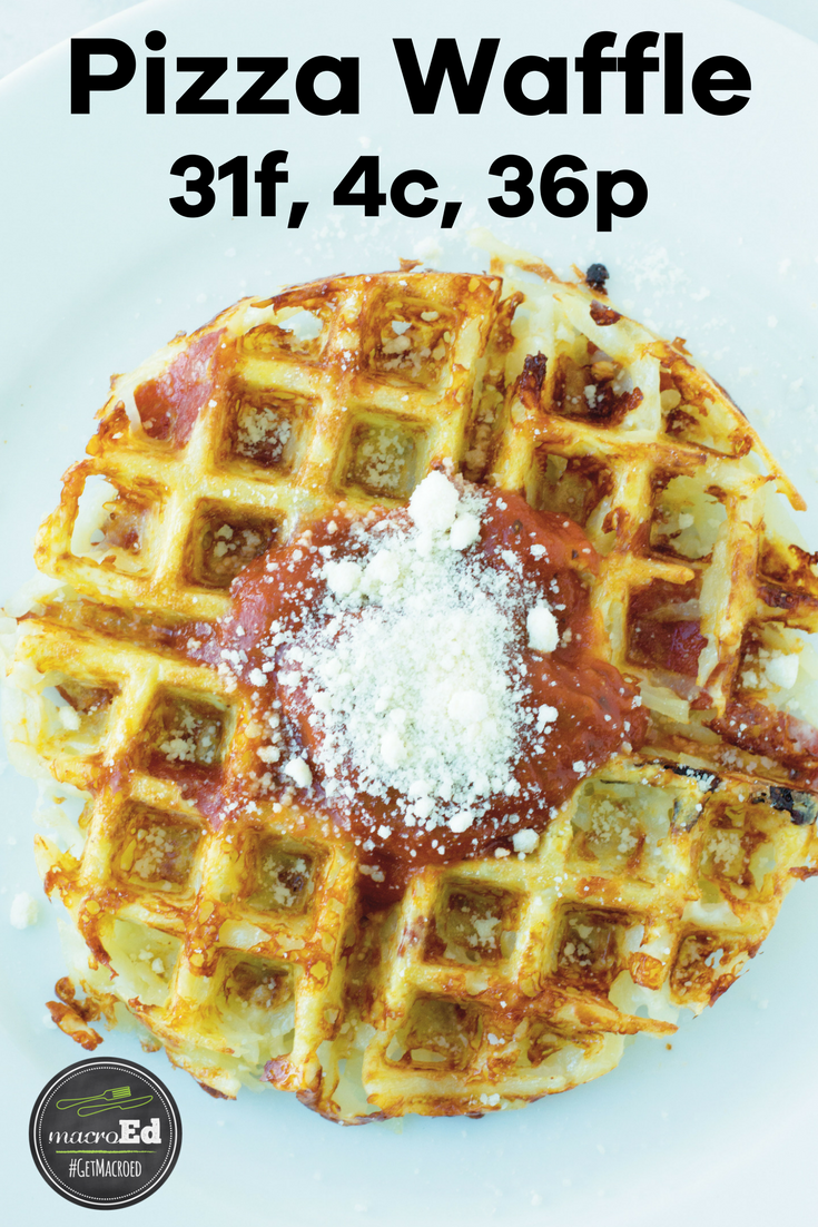 Get ready for your kids to ask for these Pizza Waffles every night of the week! Use your waffle iron to make a savory version of this classic. While you can use pillsbury or bisquick as the base for your waffle, we prefer to make a low carb version from scratch. Our dough is also gluten free and vegetarian! This homemade keto pizza recipe will be a family favorite meal. #ketorecipe #lowcarbpizza #glutenfree #homemade #kidfriendlyrecipe