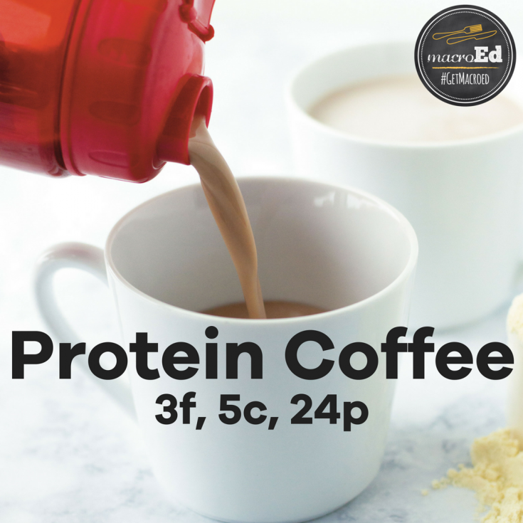 Most creamers are packed with creamer. My old coffee ways needed an upgrade if I was going to hit my macros. This iced protein coffee is a great way to start your mornings in the summer.