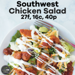 ChickfilA-inspired Southwest Chicken Salad